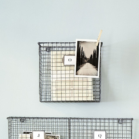 New Handsome wire storage for the home | The Daily Tonic LY48