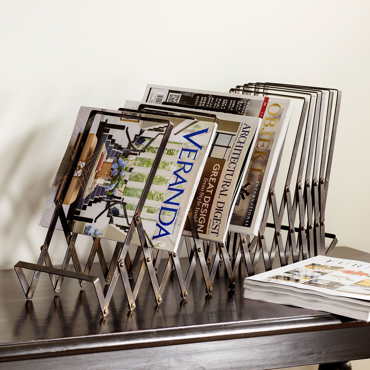Handsome wire storage for the home | The Daily Tonic
